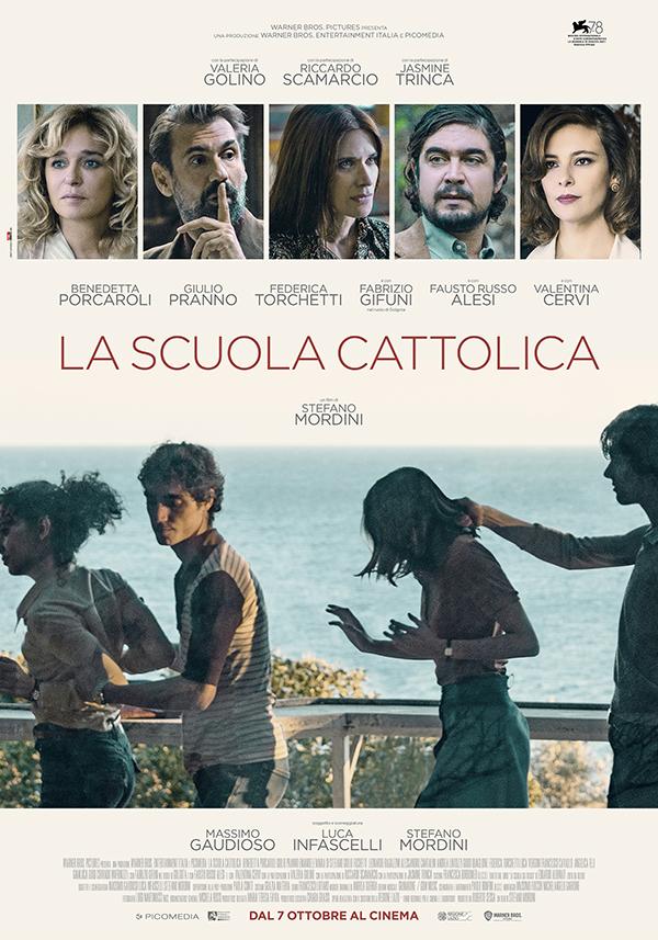 la scuola cattolica poster locandina